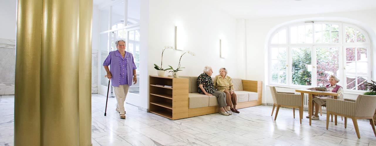 Fliedner Residenz Bad Neuenahr - Betreutes Wohnen, Leben und Wohnen ...