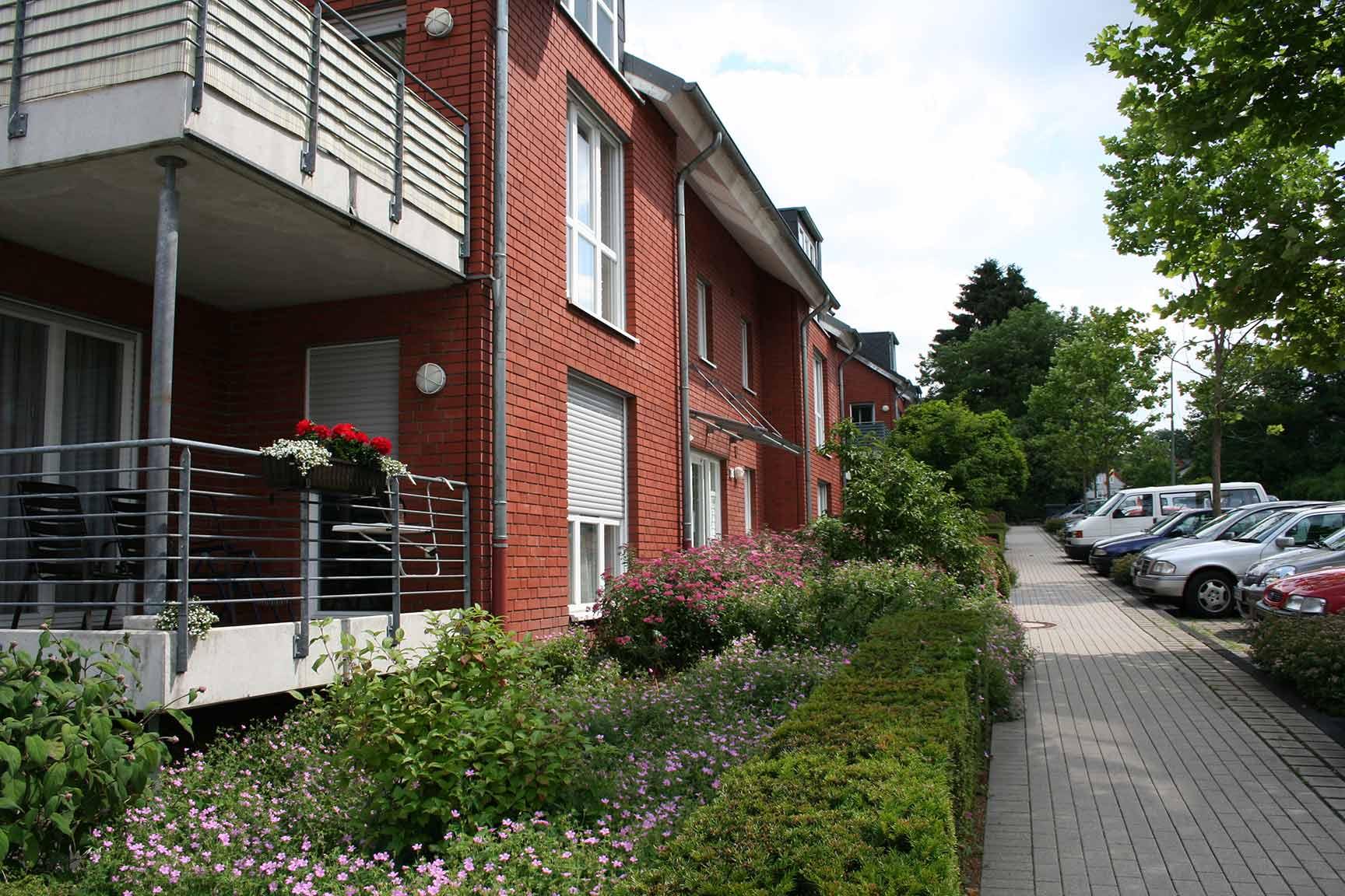seniorenzentrum friedensheim servicewohnen in haan betreuung von senioren seniorenwohnen. Black Bedroom Furniture Sets. Home Design Ideas